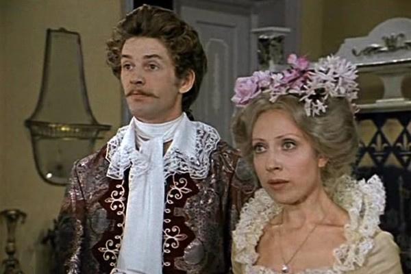 Александр Абдулов прекрасно справился с ролью отрицательного персонажа Генриха