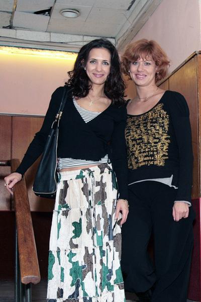 Елена дружила с Екатериной Климовой