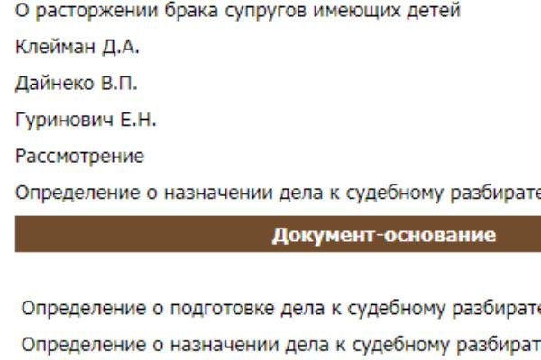 Суд рассматривает заявление Дмитрия Клеймана