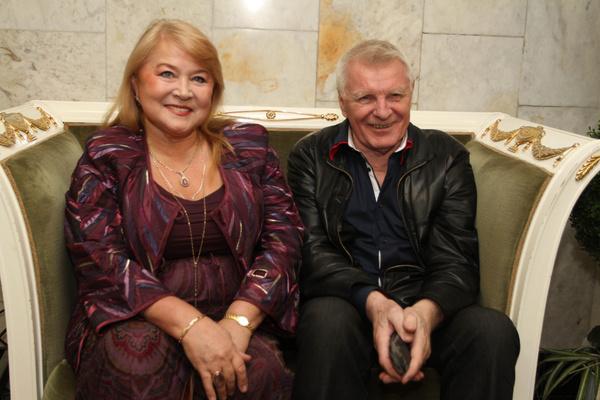 Назаров неоднократно выходил в свет с любовницей