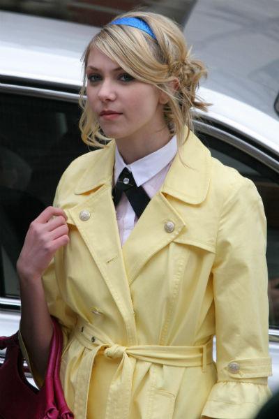 Дженни Хамфри в первом сезоне «Сплетницы»