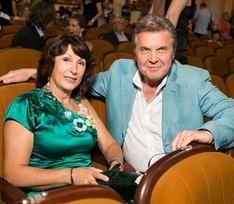 Лев Лещенко во всем подчиняется жене