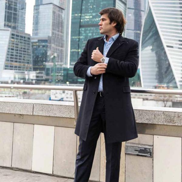 Бывший муж Ирины, бизнесмен Борис Шафиров