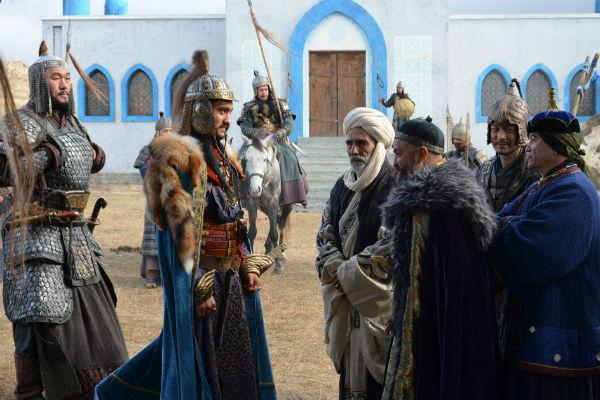 Актеров для сериала отбирали не только в России, но и в странах СНГ
