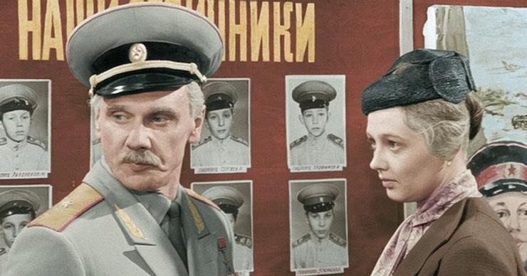 48 лет спустя: как сложились судьбы актеров из фильма «Офицеры»