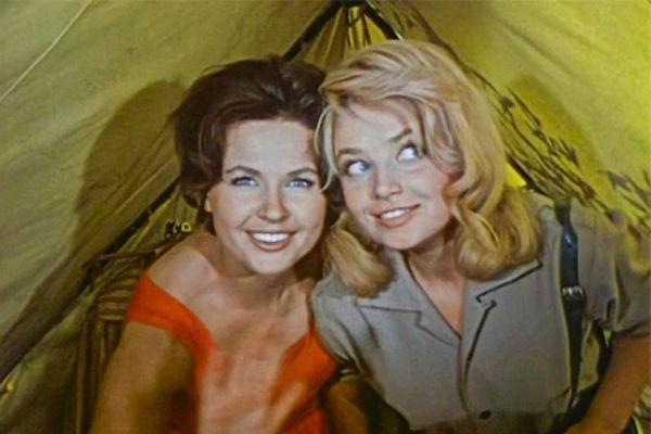 Актрисы на протяжении многих лет считались подругами