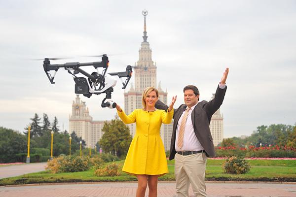 Анастасия Трегубова и Сергей Бабаев