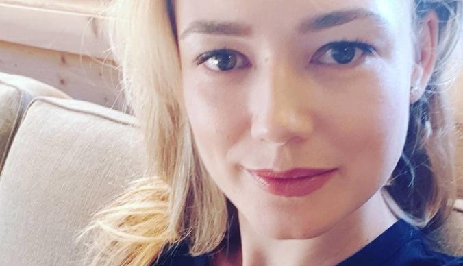 Оксана Акиньшина показала маленькую дочь