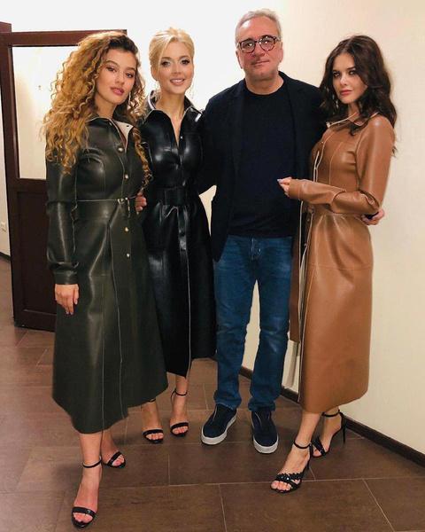 Эрика сотрудничает с Константином Меладзе уже шесть лет