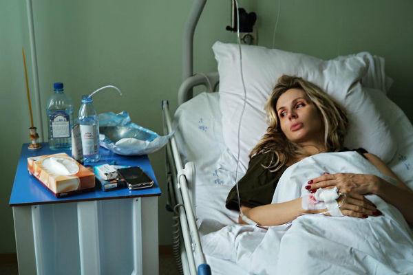 Последние несколько дней Светлана Лобода провела в больнице