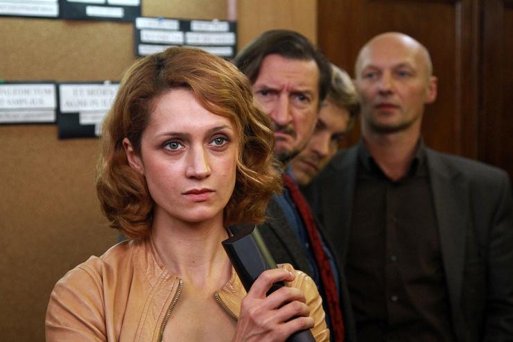 Виктория сыграла главную героиню в картине «Инквизитор»