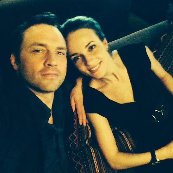 Анна Снаткина и Виктор Васильев стали родителями в апреле 2013 года