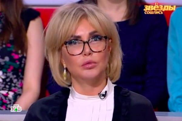 Малиновская разоткровенничалась в студии НТВ