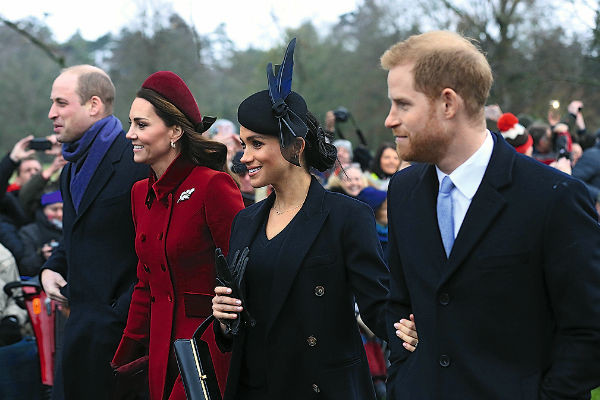 Экс-дворецкий постоянно подкидывает поводы для сплетен о Кембриджских и Сассекских
