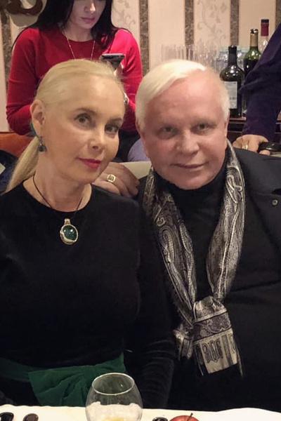 Нелли Кобзон и Борис Моисеев