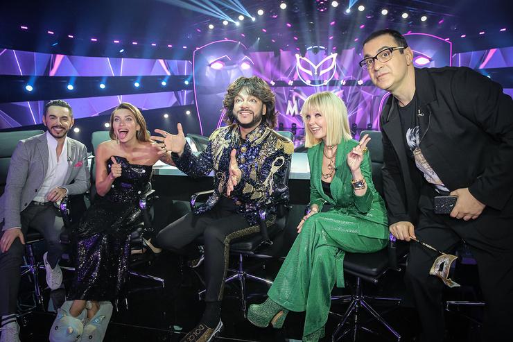 Члены жюри шоу «Маска»