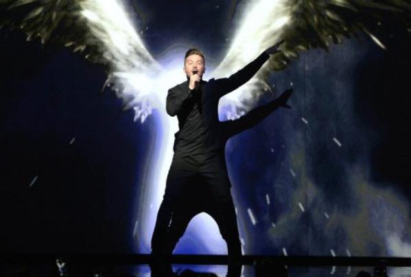Сергей уже ездил на «Евровидение» три года назад