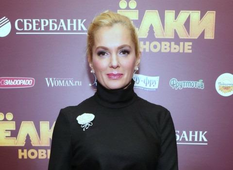 Мария Порошина выходит из декрета спустя месяц после родов