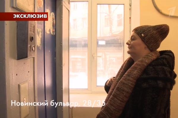 Когда-то Галина жила в шикарной квартире в центре Москвы