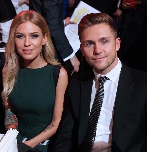 Рита Дакота и ее бывший муж Влад Соколовский