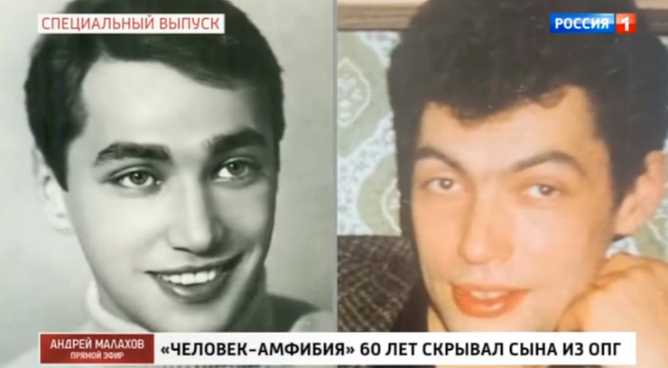 Слева — Владимир Коренев, справа — Алексей Куранов