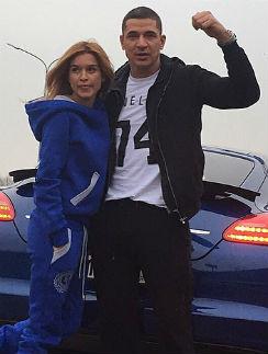 Ксения Бородина с новым избранником