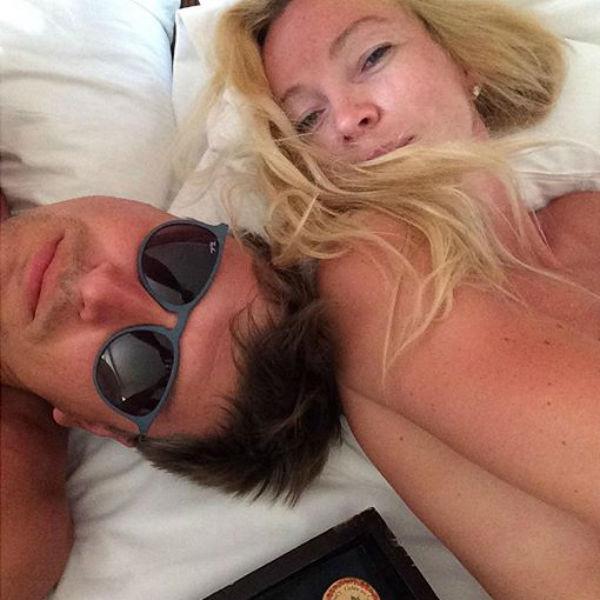 Татьяна и Алексей наслаждаются отдыхом