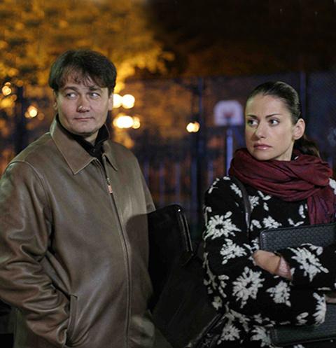 Сергей Барышев и Анна Ковальчук