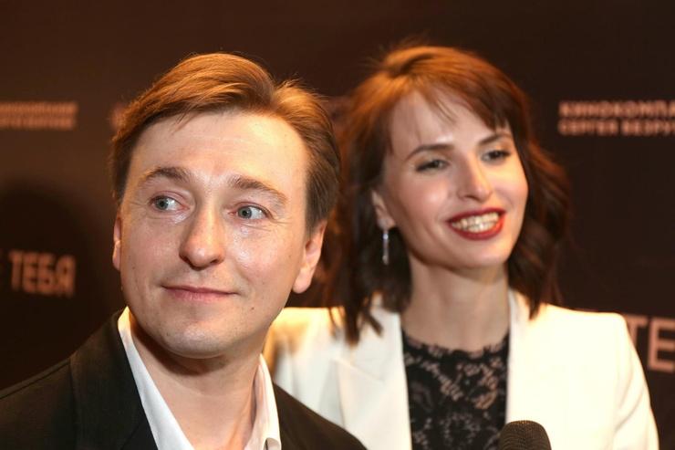 Сергей и Анна счастливы несколько лет