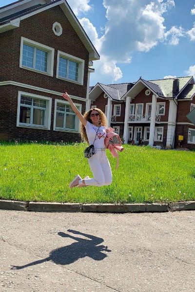 Алена сразу нашла дом мечты