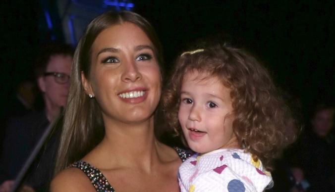 Кети Топурия отметила день рождения дочери на грузинском курорте