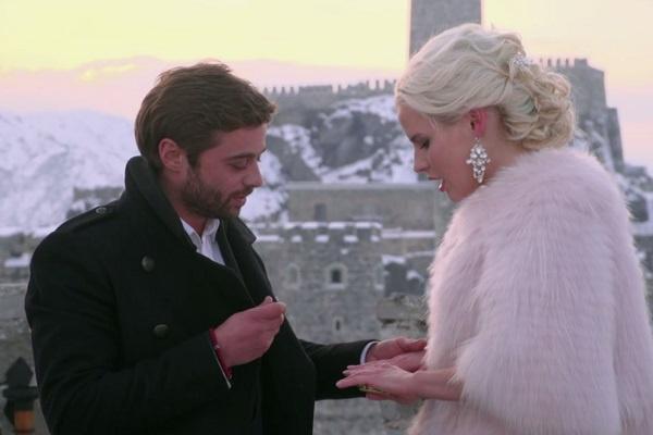 Илья Глинников выбрал Екатерину Никулину в финале телепроекта «Холостяк»