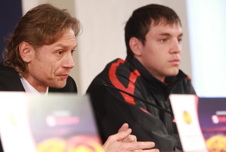 Артем Дзюба и Валерий Карпин конфликтуют с 2000-х годов