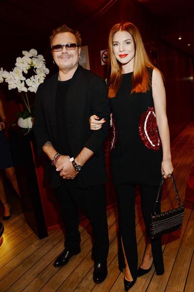 Артист больше 10 лет счастлив в браке с Натальей Подольской