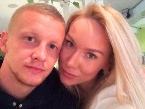 Екатерина и Игорь Смольниковы