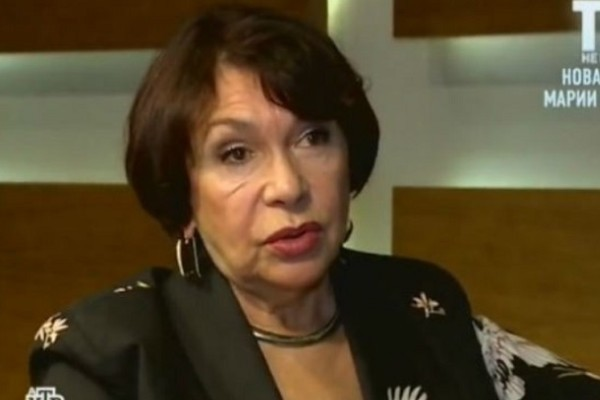 Наталия Красноярская была опорой Марии Порошиной