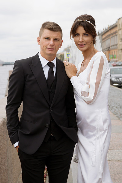 Алиса Казьмина вышла замуж за Андрея Аршавина в сентябре 2016-го