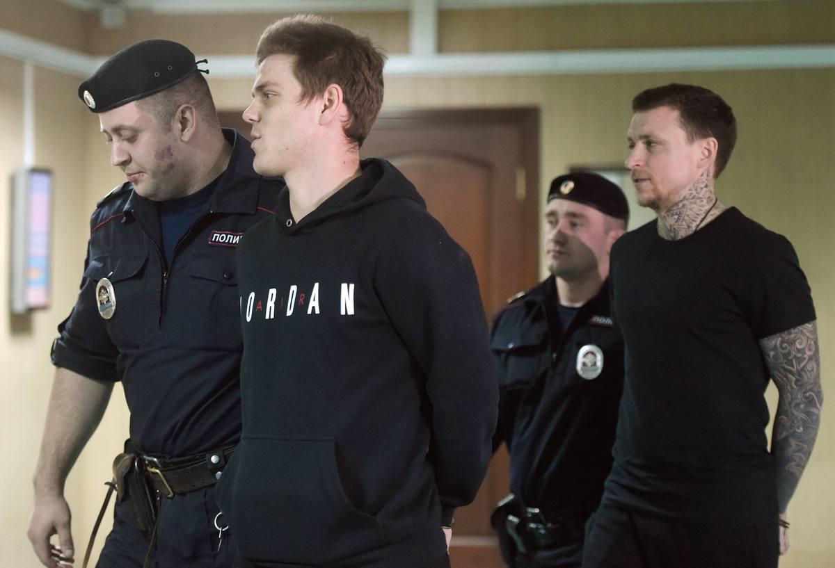 Суд отправил на пересмотр приговор Александра Кокорина и ...