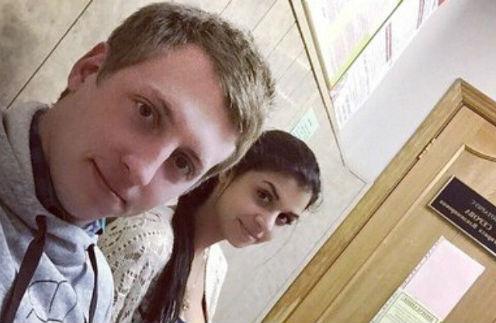 Евгений Руднев и Алиана Гобозова