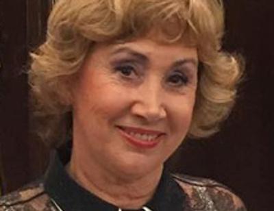 Лариса Копенкина устраняет последствия серьезной аварии