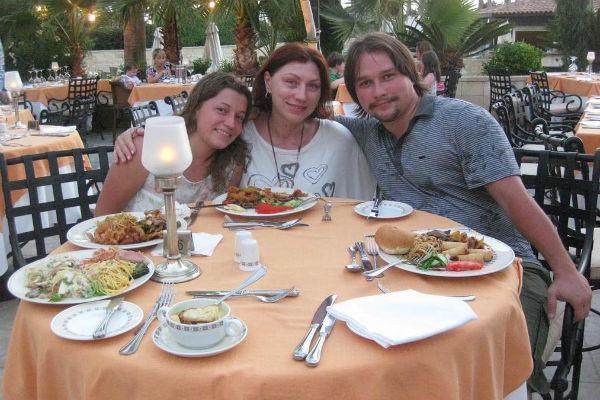 Свободное время Сябитова предпочитает проводить с семьей