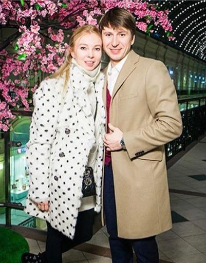 Алексей Ягудин и Татьяна Тотьмянина вновь признались друг другу в любви