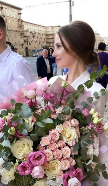 Младший сын Валерии женился