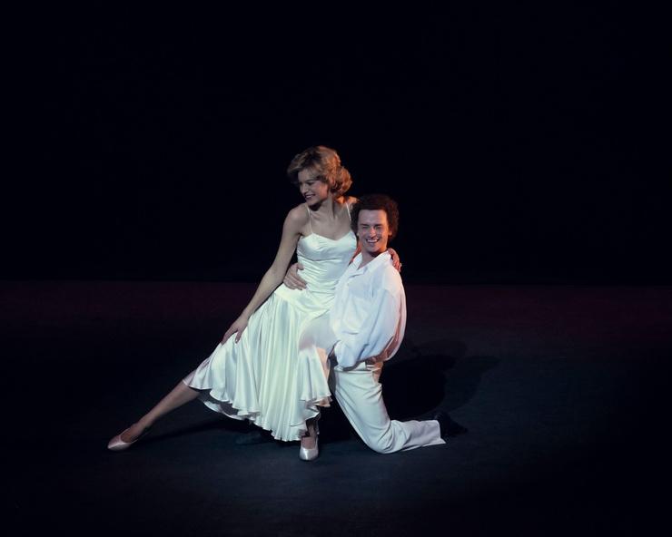 Диана часто позволяла себе потанцевать на публике