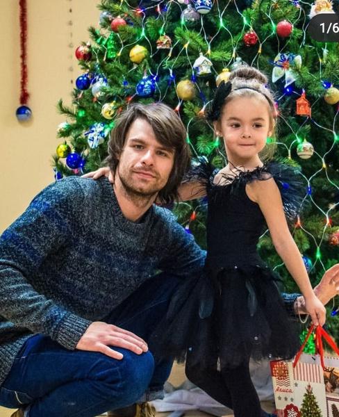 У Егора подрастает дочь Алиса