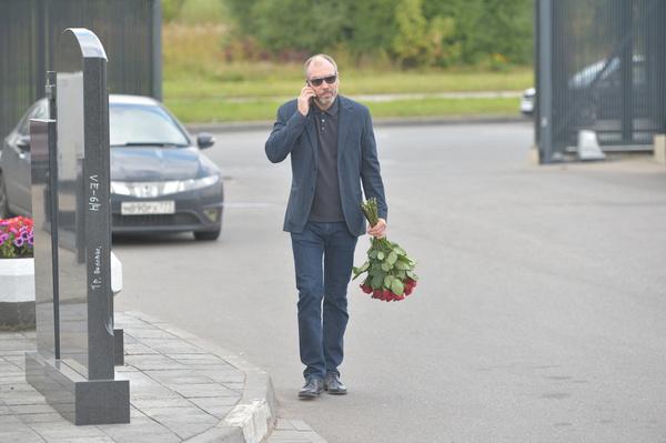 Бывший супруг Алексей Григорьев