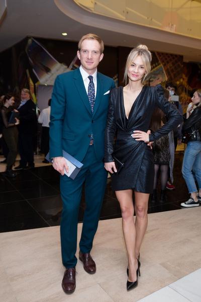 Андрей и Ольга Бурковские
