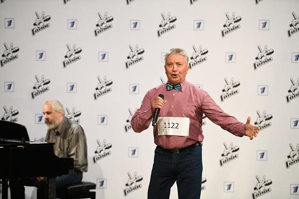 Боярский иВалерия дебютируют вшоу «Голос-60+»