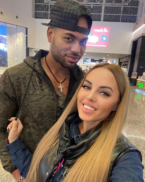 Недавно Ефременкова рассталась с бойфрендом