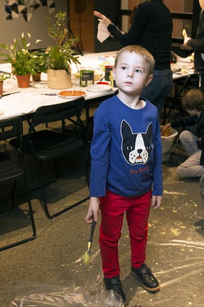 Сын Лизы Боярской Андрей